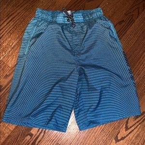 Nike size small swimming trunks